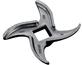 Нож мод.12 Enterprise для мясорубки FAMA, FIMAR, EVEREST, SIRMAN, MAINCA, KOLBE, KT, KONCAR