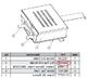 Корпус (совок) для ALTO SHAAM (5005669)