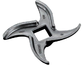 Нож мод.32 Enterprise для мясорубки FAMA, FIMAR, EVEREST, SIRMAN, MAINCA, KOLBE, KT, KONCAR