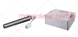 Элемент нагревательный ТЭН копчения 250W 21812 Истома модернизированный для ТТМ (155974)