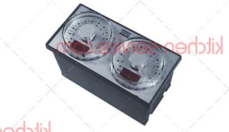 Таймер двойной 72X144 24VAC LCD для SIGMA (5129573)