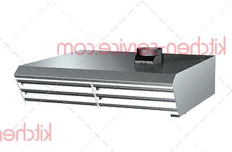 Перегородка 0H6444A2 для XC418 UNOX