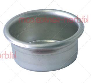 Фильтр порционный 2 чашки 14 гр 65x27,5 мм ASTORIA C.M.A. (27175000)