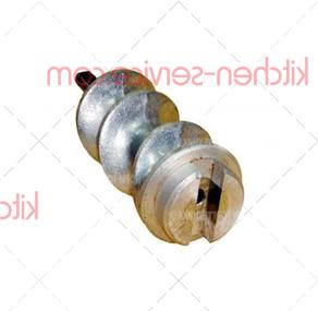 Шнек для мясорубок МИМ-350, МИМ-300 (выпущенных до октября 2012) ТОРГМАШ