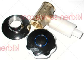 Водяной клапан 42250 (TS-1382) для Kogast (Kovinastroj) EKT, EKP