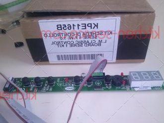 Плата индикаторная управления PE1165B, KPE1165B на печь UNOX XF130. KIT SCHEDA DI CONTROLLO SERIE 1 F.W. 1.0