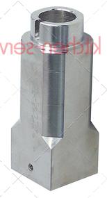 RC01139000 Горелка Venturi 4500 W для Tecnoinox