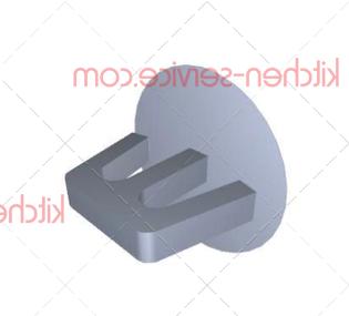 Нейлон чашка серая комплект 20 шт. KVM1025A UNOX