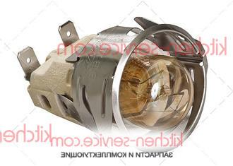 Лампа в комплекте KLP0028A, ЕX-VE028, VE028. LAMP HOLDER+LIGHT BULB KIT