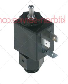 Клапан электромагнитный 2х-канальн. HENKELMAN (0900858)