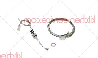 87.01.218 Электрод уровня воды 90 мм с кабелем SCC_WE, CM_P 61-202