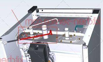 Внешняя водяная трубка Д10 XEVC GAS PLUS KTB2909A UNOX