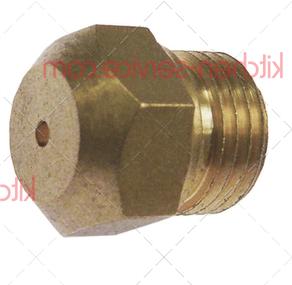 Жиклер газовый M10x1 1,20 мм MODULAR (674.005.00)