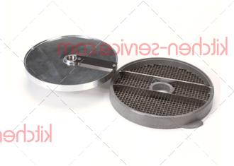 Диск Julienne (соломка 8х8 мм) для Robot Coupe CL50 (28054)