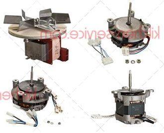 Моторы для печей UNOX
