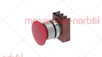 Кнопка аварийная CEMA P9MER4RN для COMENDA (130466)