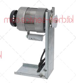 Мотор для льдогенератора с держателем 499183