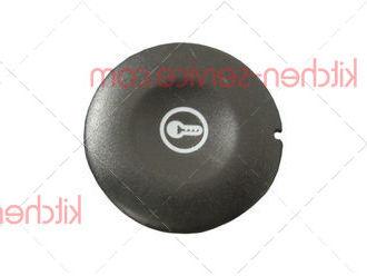Ручка термостата для гриля контактного ECOLUN MAGESTIC/PANINI (HEG-813_31)