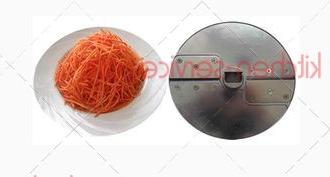 Нож диск 16.00 для нарезки соломкой 2х2 мм (морковка по-корейски) к овощерезкам МПР-350М, МПО-1