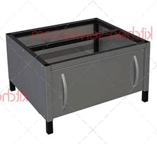 Подставка с тепловым шкафом для гриля VESTA 25