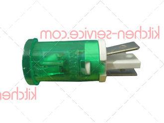 Лампа индикаторная зеленая для фритюрницы ECOLUN EN6/66L (HEF6_10)