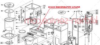 Плата управления для ANIMO (02418)