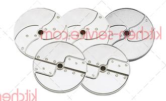 Комплект дисков №1946 для Robot Coupe CL20, CL25, R 201 E, R 201 Ultra E, R 301 Ultra, R 402