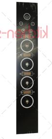 Накладка панели управления для пароконвектомата GIERRE (TAR906.01077)
