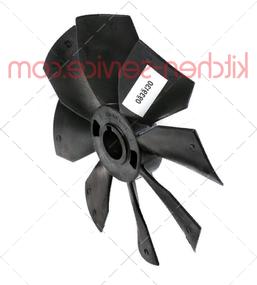 Крыльчатка вентилятора 206мм HENKELMAN (0939130)
