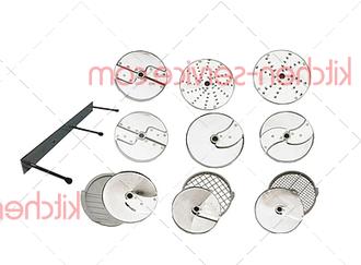 Комплект дисков  №1942 для Robot Coupe