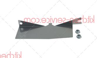 40.03.387 Защитная пластина мотора вентилятора SCC 61-202