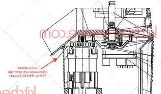 Винт M5X12 вертикального куттера VCB-32 HALLDE (14344)