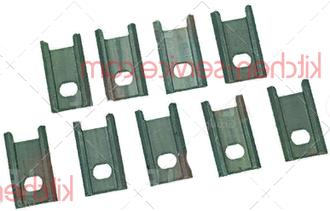 Сменное лезвие 100030 для ножа Unger H/82 (в комплекте - 9 шт)