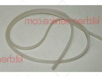 Уплотнитель (1 м) для матрицы 210х148 для запайщика лотков IS, ISC, IT INDOKOR (B9424)