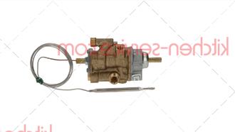 Кран газовый термостатный 25ST MODULAR (671.083.00)