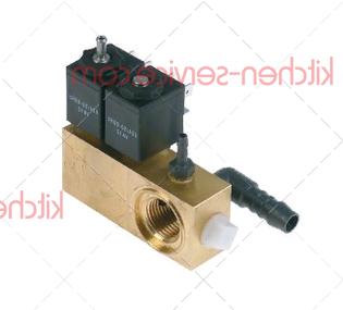 Блок клапана электромагнитного 3 катушки HENKELMAN (0280029)