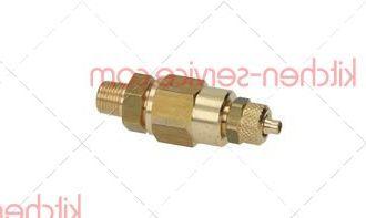 Клапан обратный выпускной 4x6 мм (361488)