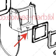 Шайба нержавеющая сталь RIC-ROND-INOX-D26 PASQUINI для PSP 700 (№35)