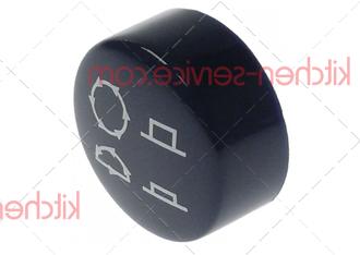 Кнопка установки параметров цикла 21 мм для COMENDA (450341)