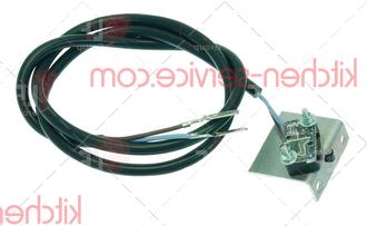 Микропереключатель RG100061 для овощерезки т.м. VORTMAX (ВОРТМАКС)  серии SL, мод. SL55 SS