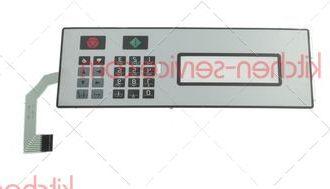 Панель кнопочная FULL CONTROL GRAPHITRONIC PRIMUS (520681)
