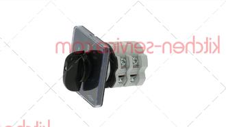 Переключатель пакетный позиции 0-1 25A 690V для COMENDA (120736)