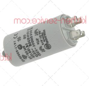 Конденсатор 16мкФ 450В 50/60Гц ASTORIA C.M.A. (19061)