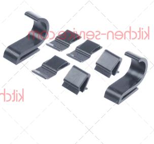Крепежный зажим комплект HENKELMAN (0330115, 0330116)