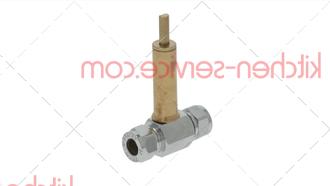 Кран подвода воды 3/8 MODULAR (978.000.00)