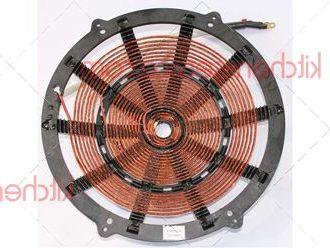 Катушка индукционная для плиты индукционной IN5000 WOK INDOKOR (A0082)