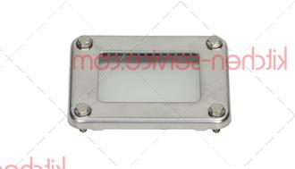 Корпус патрона лампы духовки для FRIMA (4000091)