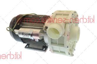 Помпа моечная в сборе с двигателем 6502/1 для машины посудомоечной т.м. VORTMAX (ВОРТМАКС)  модели DDM 660KHP