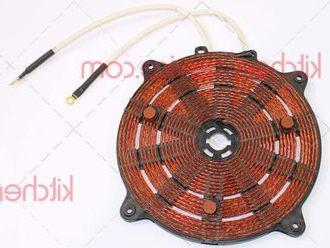 Катушка индукционная для плиты индукционной двухконфорочной IN7000D-6-19 NEW INDOKOR (B3338)