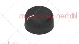 Рукоятка черная 43 мм TECNOEKA (00002780)